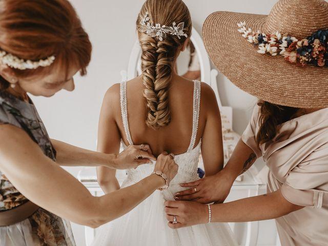 La boda de Rafa y Laura en Churriana, Málaga 42