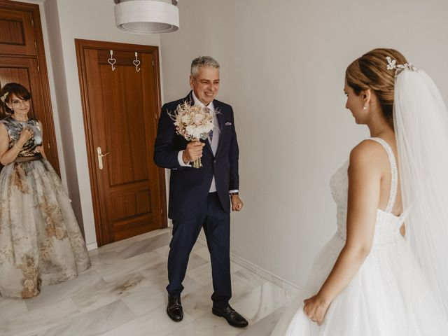La boda de Rafa y Laura en Churriana, Málaga 60
