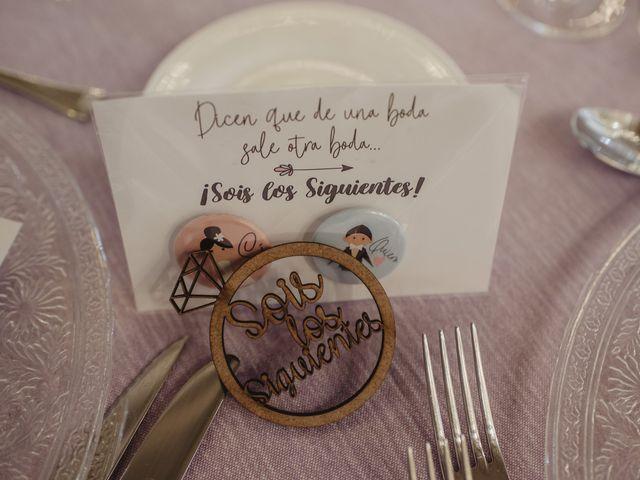 La boda de Rafa y Laura en Churriana, Málaga 67