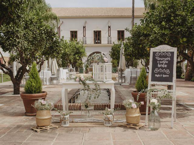 La boda de Rafa y Laura en Churriana, Málaga 69