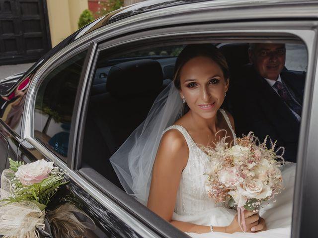 La boda de Rafa y Laura en Churriana, Málaga 75
