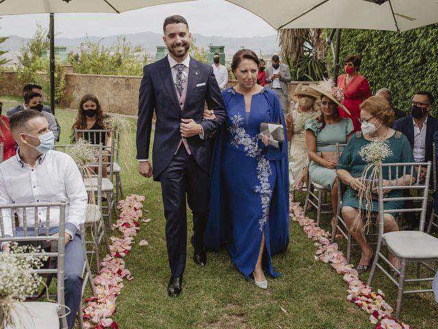 La boda de Rafa y Laura en Churriana, Málaga 77