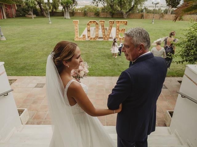 La boda de Rafa y Laura en Churriana, Málaga 78