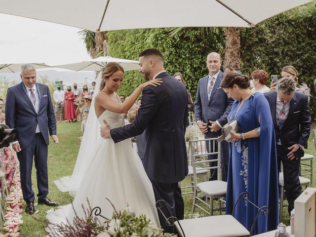 La boda de Rafa y Laura en Churriana, Málaga 80