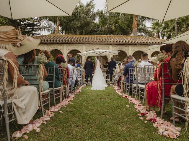 La boda de Rafa y Laura en Churriana, Málaga 81