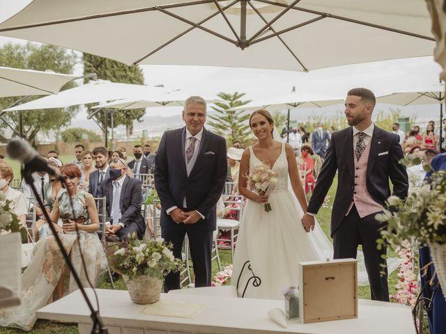 La boda de Rafa y Laura en Churriana, Málaga 82