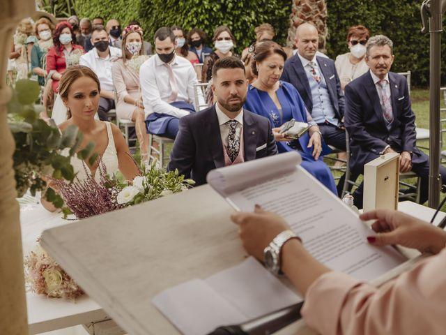 La boda de Rafa y Laura en Churriana, Málaga 83