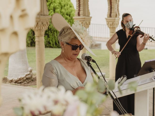 La boda de Rafa y Laura en Churriana, Málaga 84