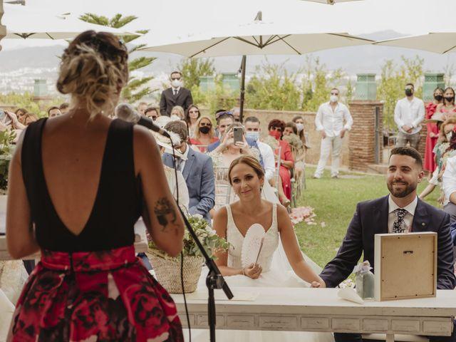 La boda de Rafa y Laura en Churriana, Málaga 90