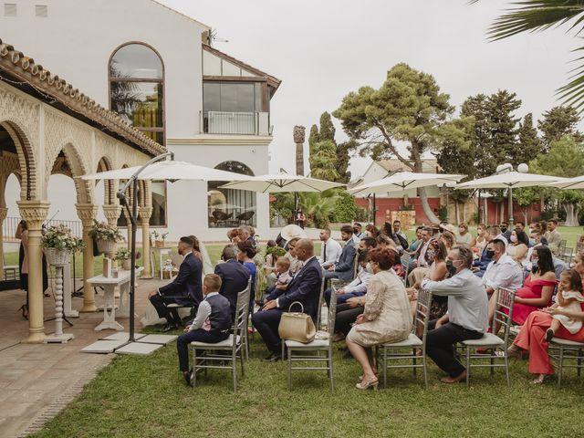 La boda de Rafa y Laura en Churriana, Málaga 91