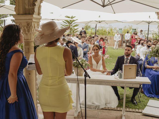 La boda de Rafa y Laura en Churriana, Málaga 93