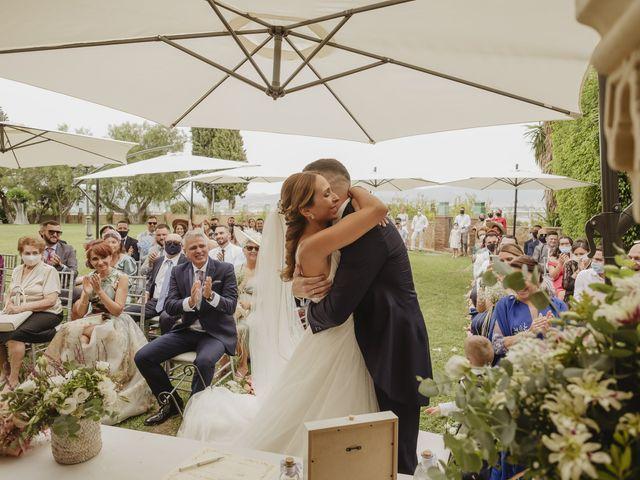 La boda de Rafa y Laura en Churriana, Málaga 103