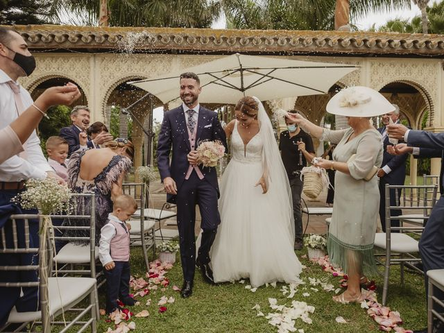 La boda de Rafa y Laura en Churriana, Málaga 104
