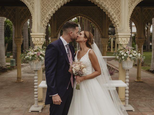 La boda de Rafa y Laura en Churriana, Málaga 106