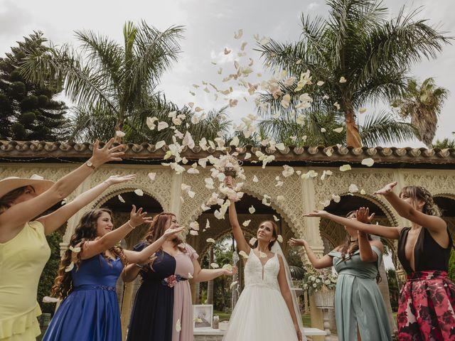 La boda de Rafa y Laura en Churriana, Málaga 107