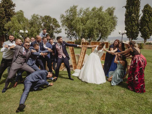 La boda de Rafa y Laura en Churriana, Málaga 109
