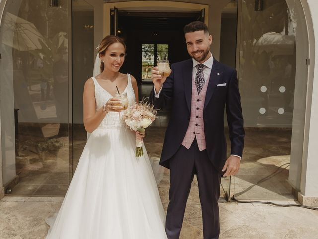 La boda de Rafa y Laura en Churriana, Málaga 111