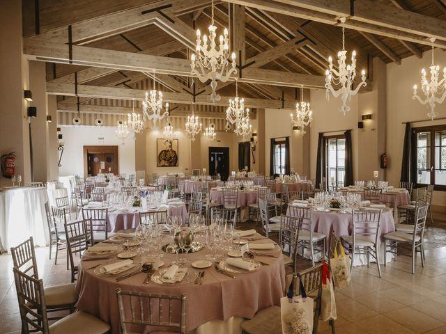 La boda de Rafa y Laura en Churriana, Málaga 113