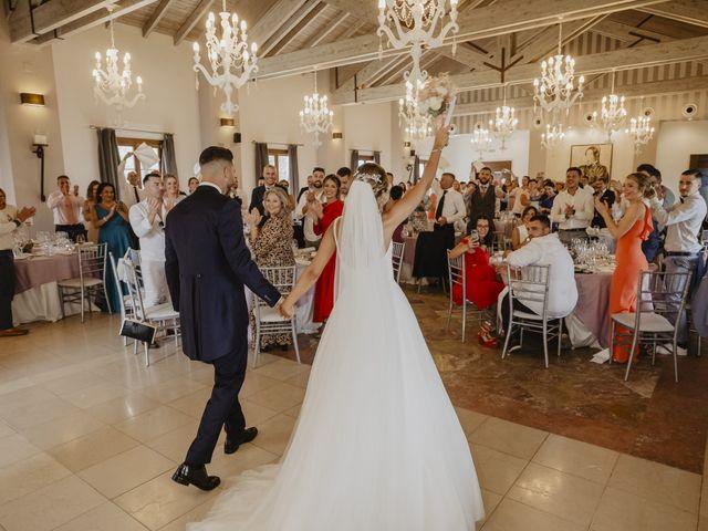 La boda de Rafa y Laura en Churriana, Málaga 114
