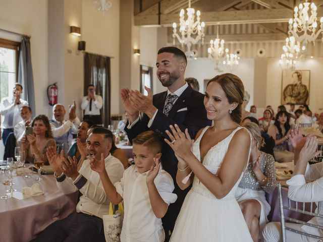 La boda de Rafa y Laura en Churriana, Málaga 117