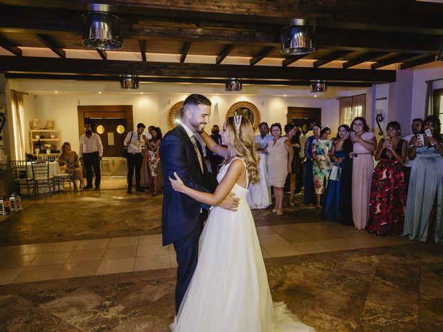 La boda de Rafa y Laura en Churriana, Málaga 120