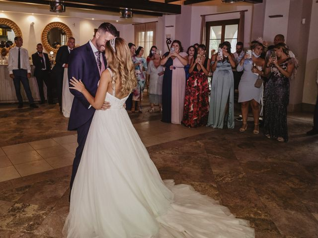 La boda de Rafa y Laura en Churriana, Málaga 121