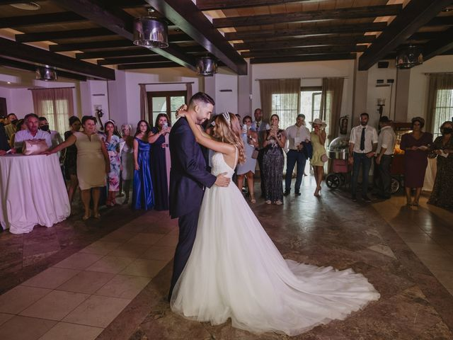 La boda de Rafa y Laura en Churriana, Málaga 122