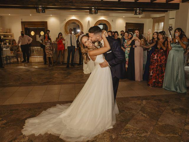 La boda de Rafa y Laura en Churriana, Málaga 123
