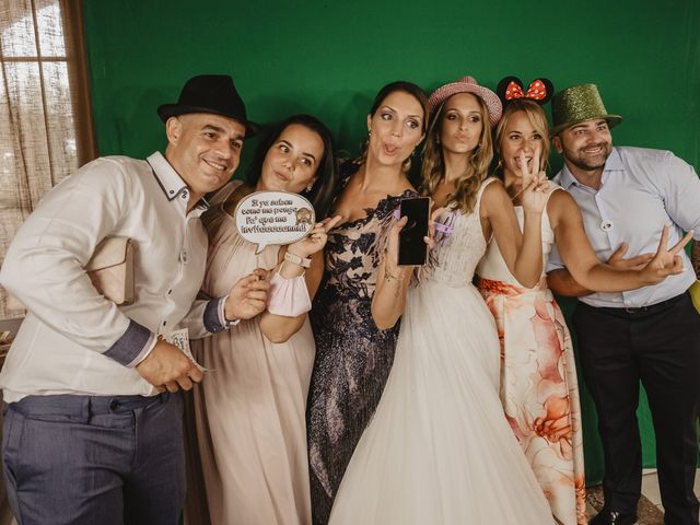La boda de Rafa y Laura en Churriana, Málaga 124