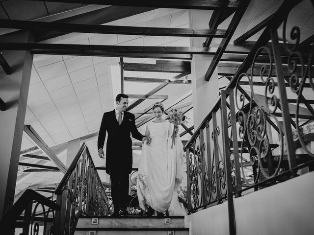 La boda de Álvaro y Ana en Jaén, Jaén 33