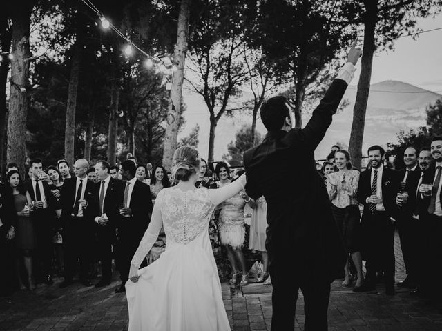 La boda de Álvaro y Ana en Jaén, Jaén 43