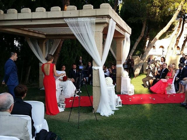 La boda de Kike y Laura en Zaragoza, Zaragoza 1
