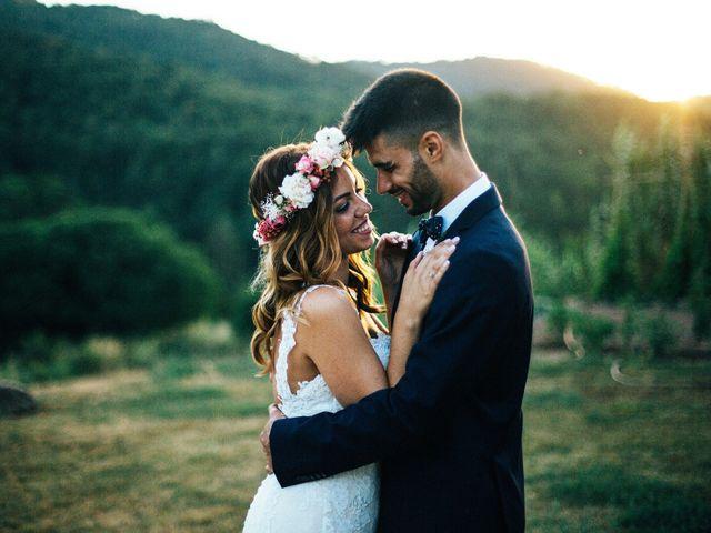 La boda de Oriol y Montse