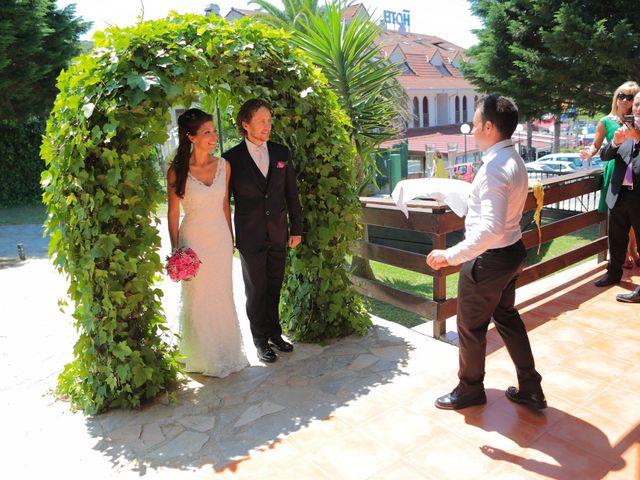 La boda de Massimo y Ainara en Isla, Cantabria 1