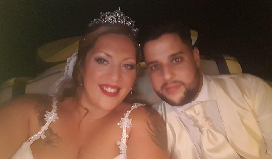 La boda de Jose  y Samanta  en Sevilla, Sevilla