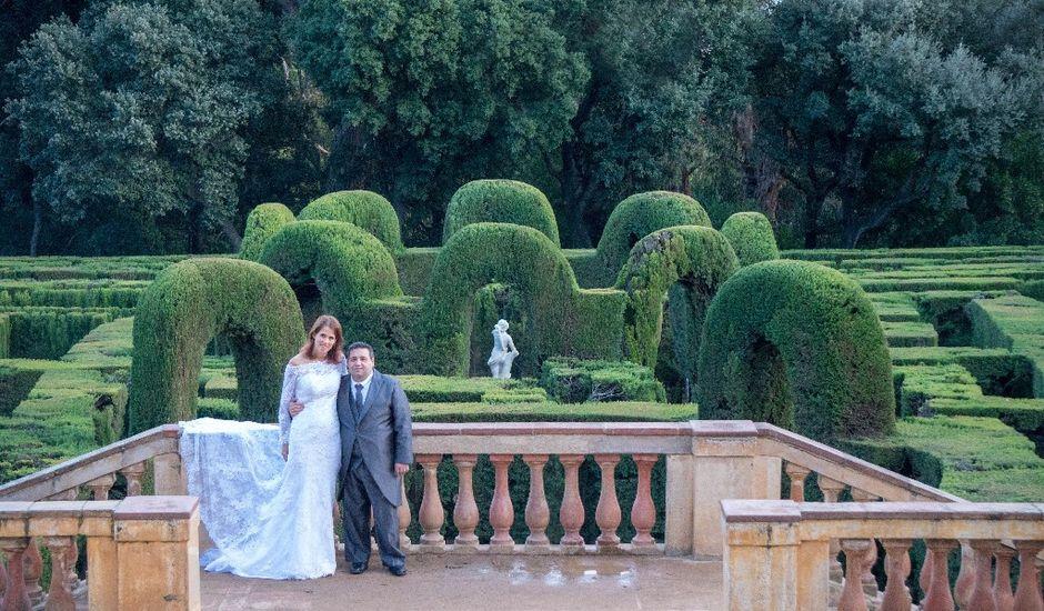 La boda de Xavi y Carol en Mataró, Barcelona