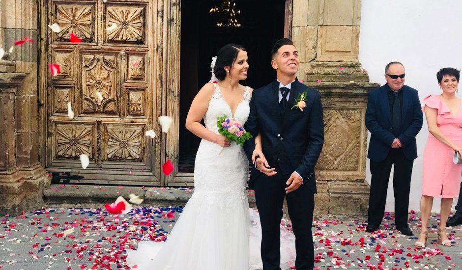 La boda de Gabriel y Silvia en Los Realejos, Santa Cruz de Tenerife