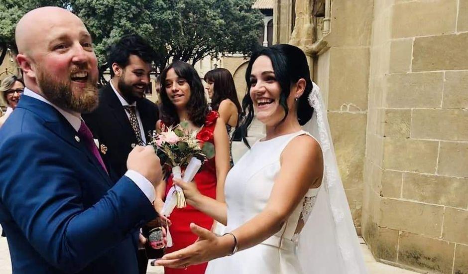 La boda de Javier y Adriana en Huesca, Huesca