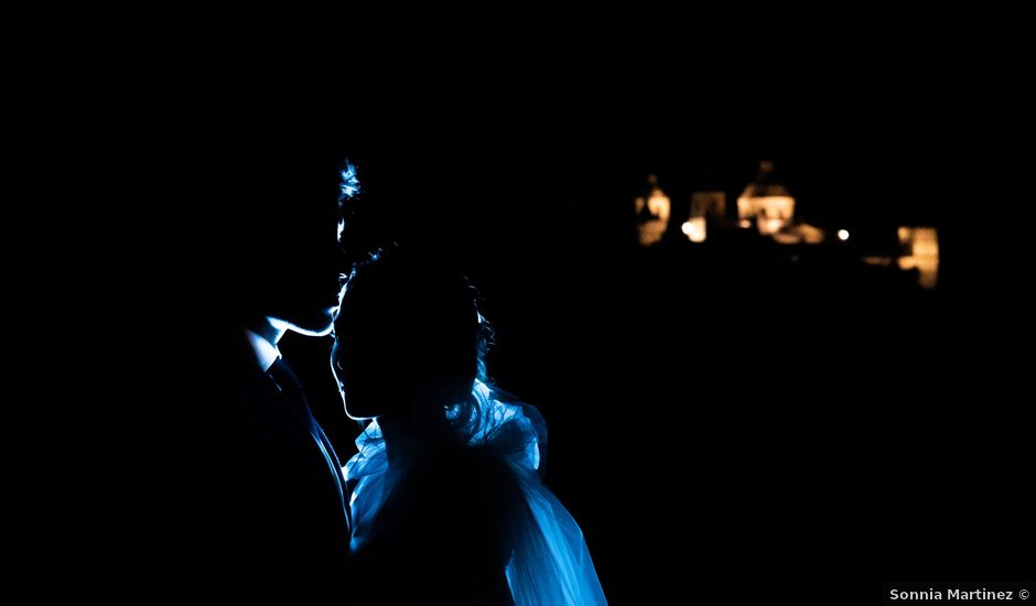 La boda de Alejandro y Belen en San Lorenzo De El Escorial, Madrid