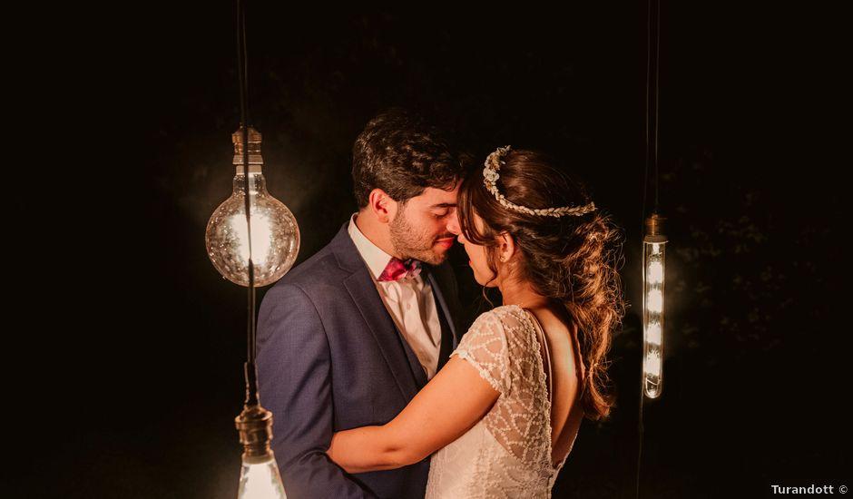 La boda de Daniel y Estela en Jarandilla, Cáceres