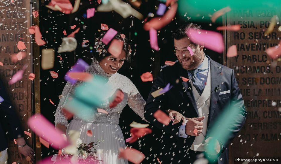 La boda de Julian y Carmen en Castro Del Rio, Córdoba