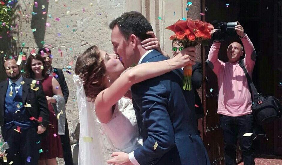 La boda de Manu y Isa en Santiago De Calatrava, Jaén