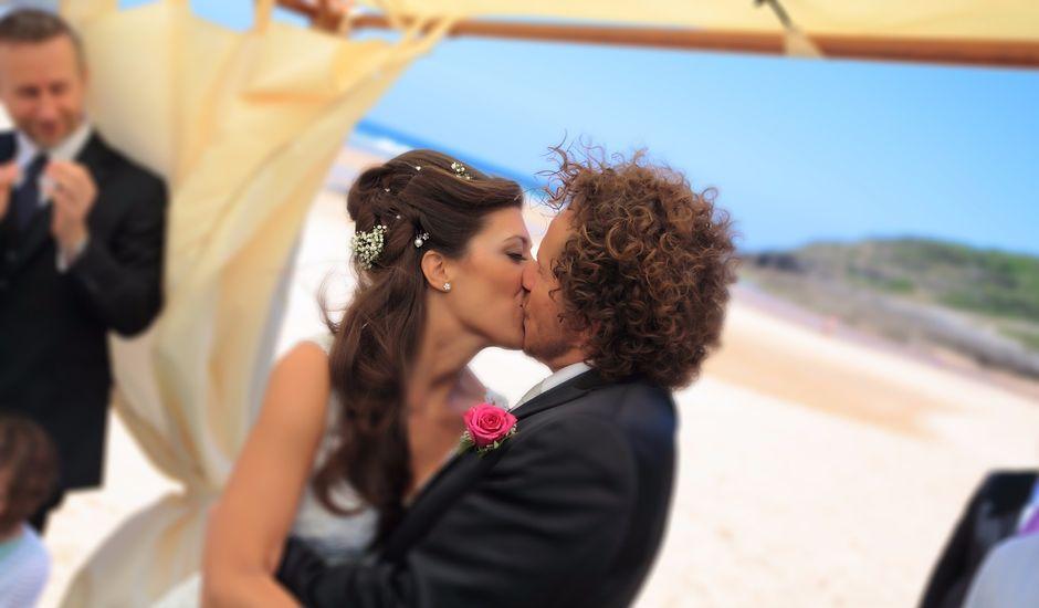 La boda de Massimo y Ainara en Isla, Cantabria