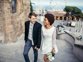 La boda de Cinthia y Danut 2