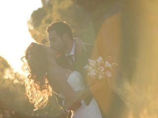 La boda de Camino y David