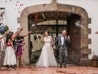La boda de Aracely y Marco 1