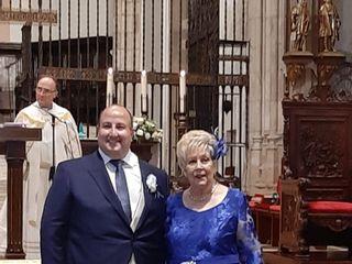 La boda de Emilio y Mariangeles 2