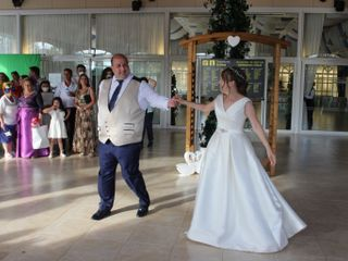 La boda de Emilio y Mariangeles