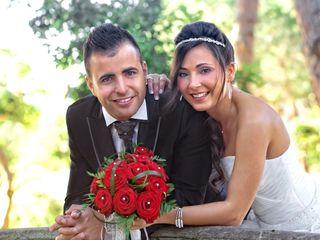 La boda de Esmeralda y Javi
