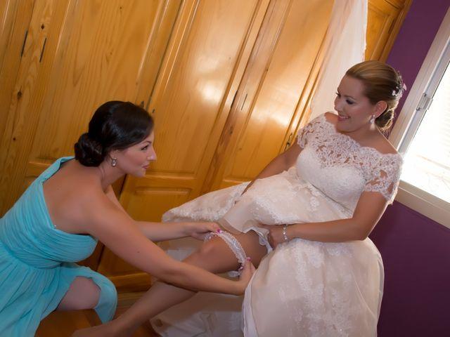 La boda de Alejandro y Carmen en Almería, Almería 7